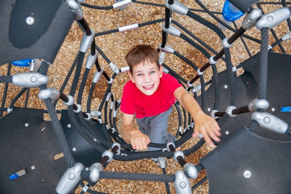 Jaký nápad asi bude úspěšný letos? Nové hřiště pro děti? Ilustrační foto.