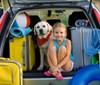 Se psem autem: Na zadní sedačce, v kufru, ale vždy bezpečně
