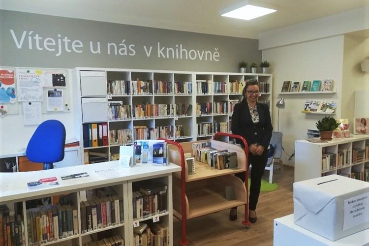 Ocenění v soutěži Knihovna roku 2020 putuje i do Jaroměřic
