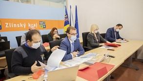 O situaci v nemocnicích i sociálních službách jednal Krizový štáb Zlínského kraje