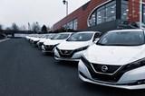 Praha převzala nové elektromobily Nissan, sloužit budou příspěvkovým organizacím hlavního města