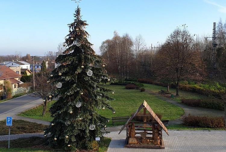Energetici přispěli v Moravskoslezském kraji na rozsvícení 60 stromečků