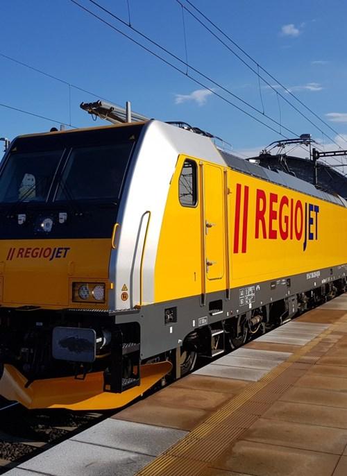 RegioJet vstoupí na polský trh vlakem Praha – Ostrava - Krakov - Przemysl