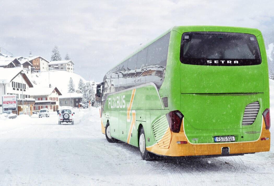 FlixBus přes Vánoce navýší kapacity na vnitrostátních linkách o polovinu, obnoví některé mezinárodní spoje