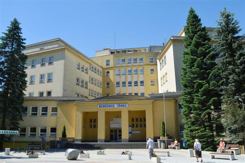Zákaz návštěv v třinecké nemocnici