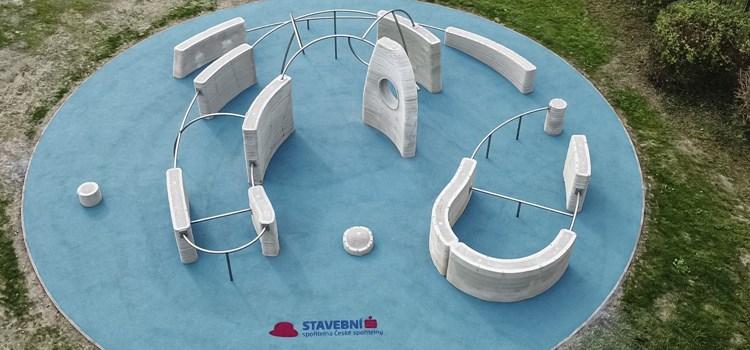 Praha má první 3D tištěné parkourové hřiště na světě