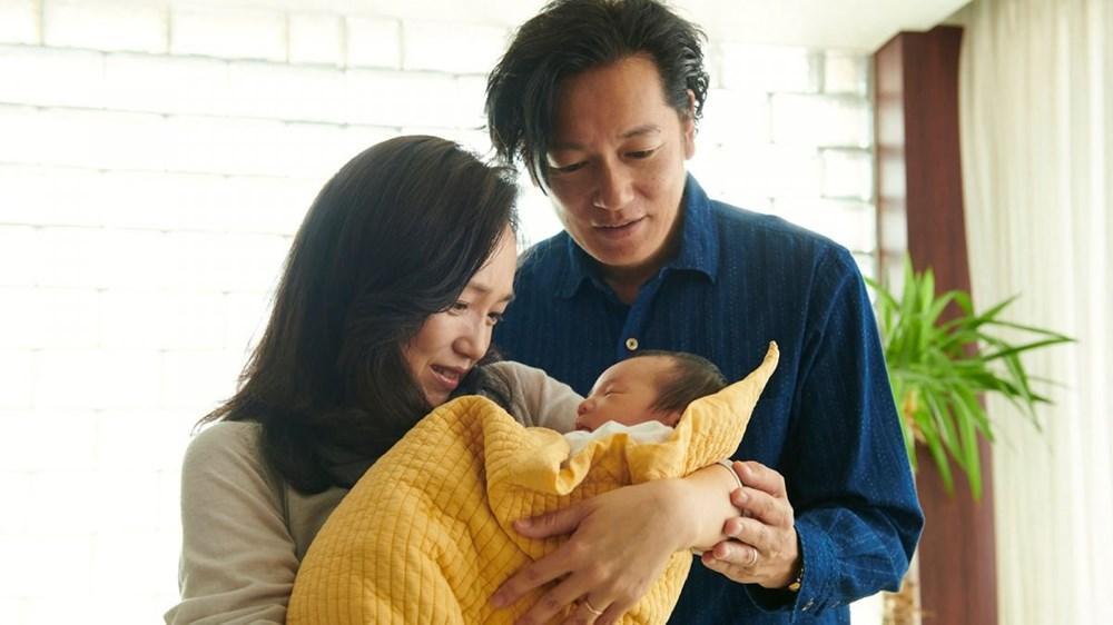 Japonské drama True Mothers.