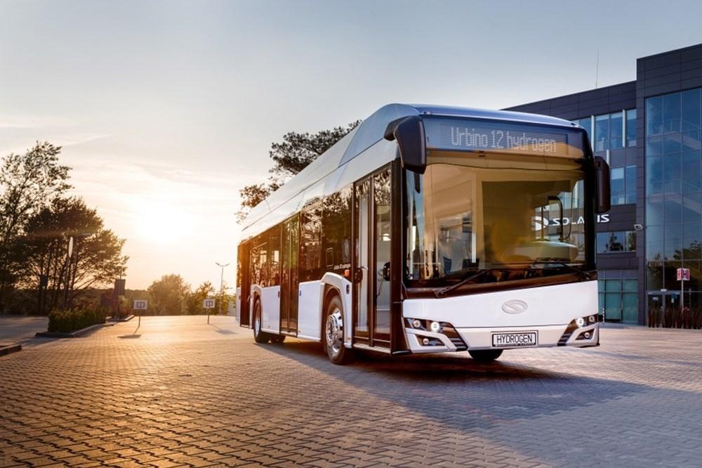 Autobusy na vodík? Moravskoslezský kraj připravuje tendr