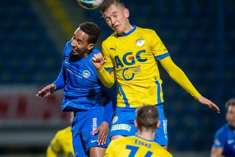 Liberec otočil zápas a  porazil Teplice 2:1