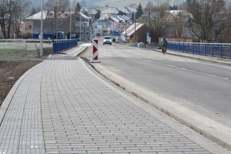 Vrbno čeká oprava mostu na Zlatohorské