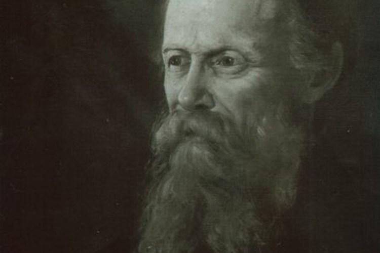 Před dvěma sty lety se v Počernech narodil významný vědec Josef Loschmidt