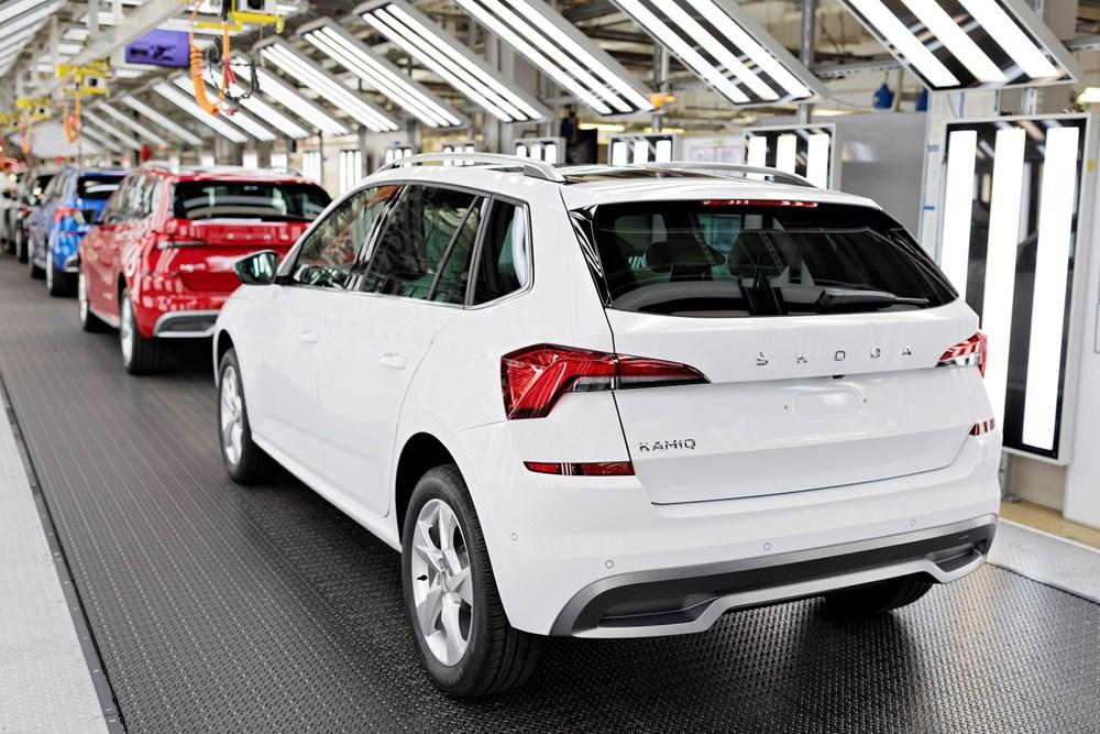 Model KAMIQ rozšířil v roce 2019 paletu vozů značky ŠKODA o atraktivní městské SUV. V Mladé Boleslavi 1.3.2021 sjel z linky 250.000 vůz této modelové řady.