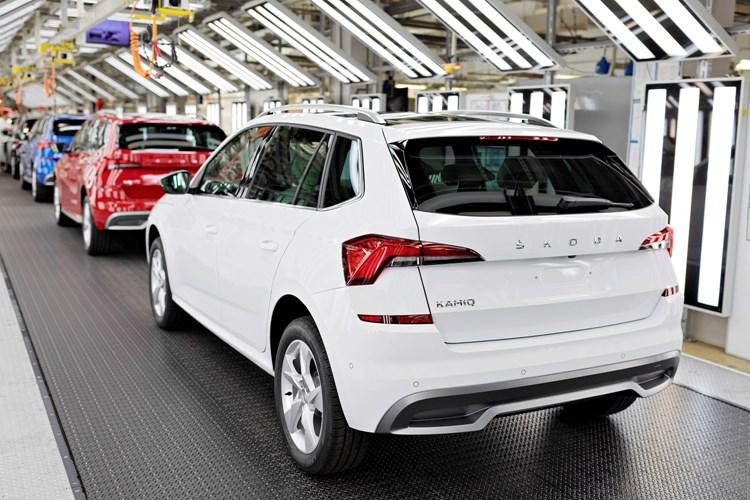 Škoda Auto vyrobila dvoumilionté SUV