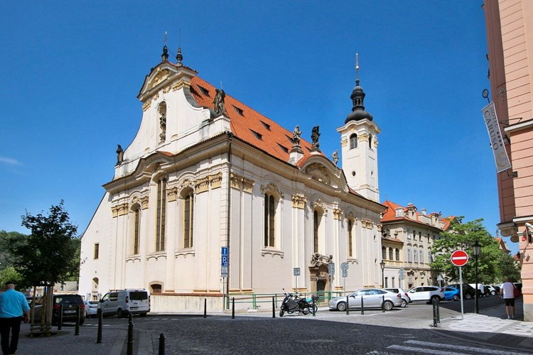 Praha svěřila kostel sv. Šimona a Judy Symfonickému orchestru