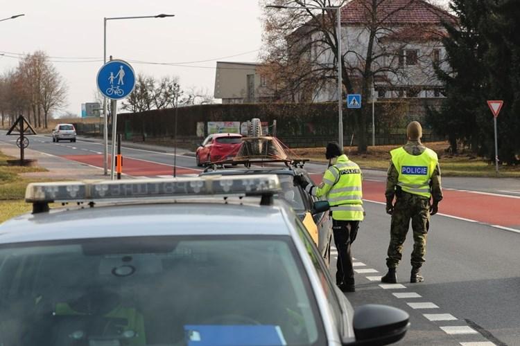 Policisté v Olomouckém kraji provedli přes 32 tisíc kontrol