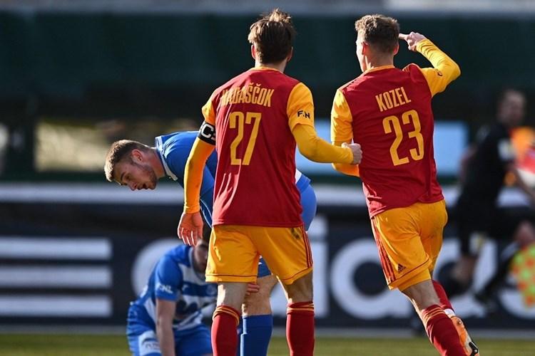 Dukla na úvod jara deklasovala Ústí pěti góly