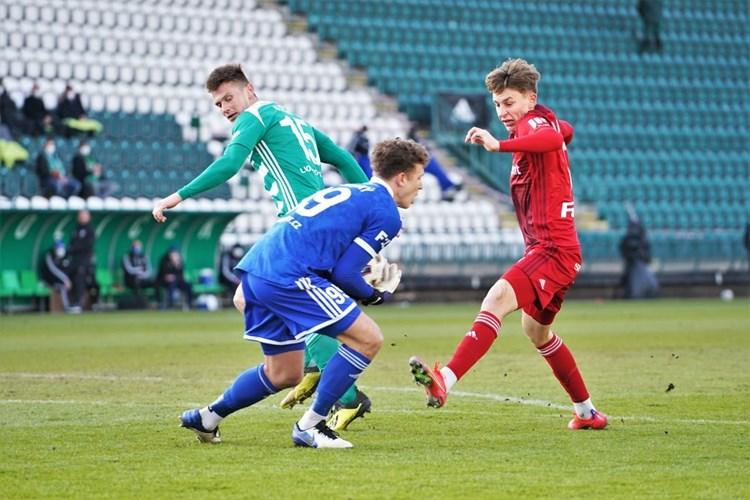Houska poslal Sigmu do čtvrtfinále. Hanáci vyhráli nad Bohemians 2:0