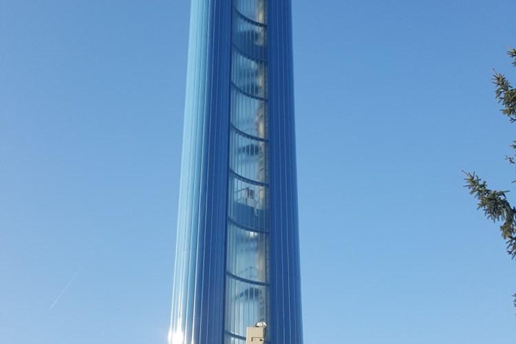 Vodárenská věž Děvín i čerpací stanice prošly rozsáhlou rekonstrukcí