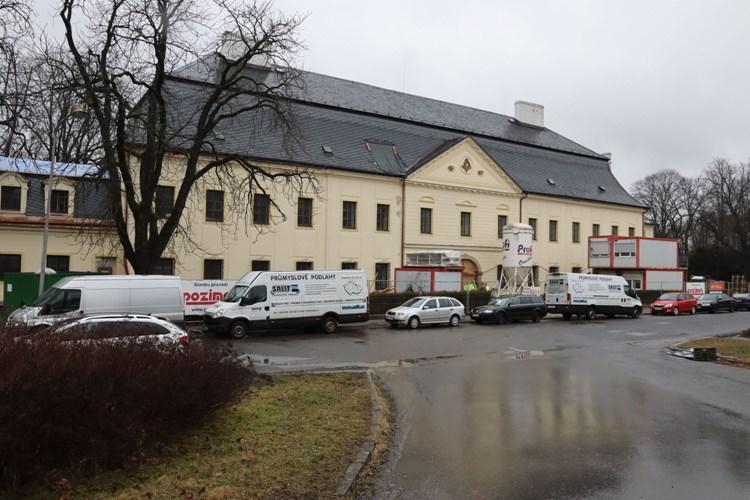 Oprava meziříčského zámku Kinských finišuje, otevírat se má na podzim