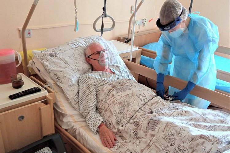 V Nemocnici AGEL Podhorská funguje doléčovací jednotka pro postcovidové pacienty