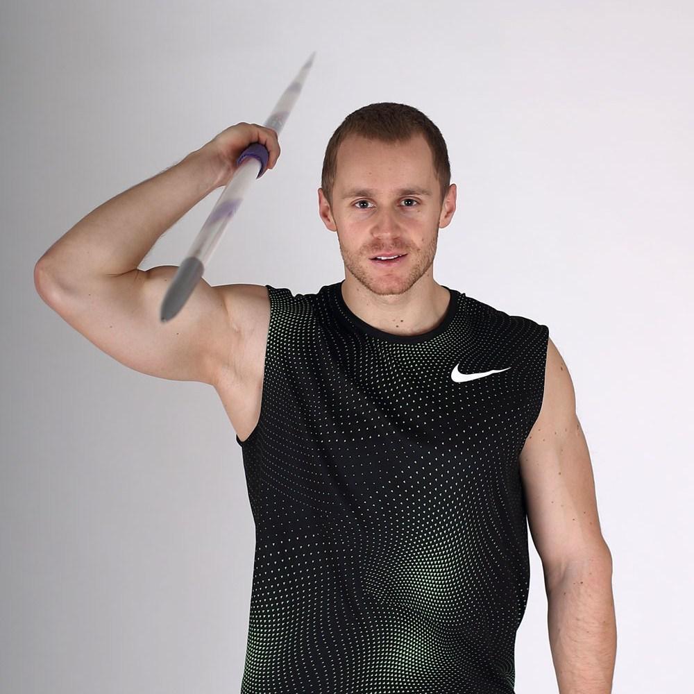 Třicetiletý olympionik Jakub Vadlejch.