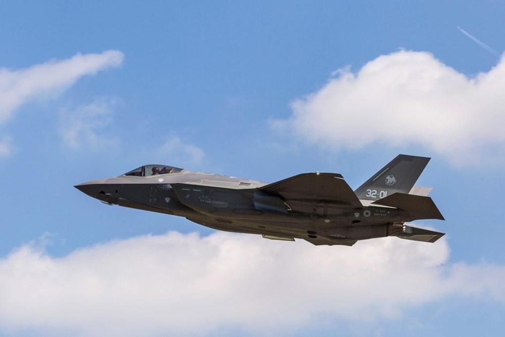 F-35 Lightning II italske´ho letectva.