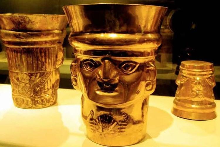 Odhalte zlatý poklad Inků, vstupte do historie osidlování Ameriky