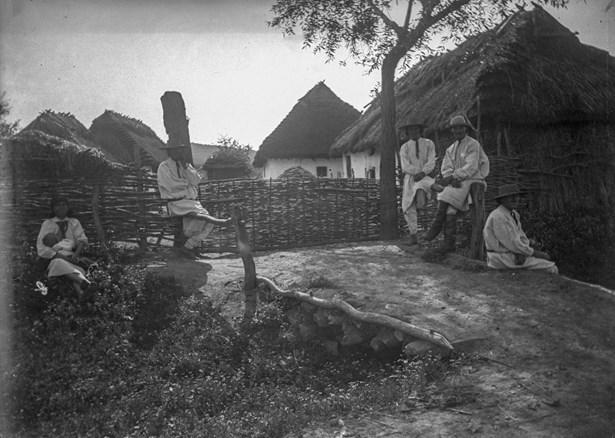 Popis: Stará Ukrajina Františka Řehoře.