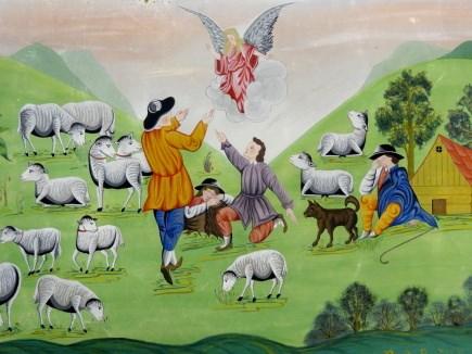 Popis: Pásli ovce Valaši.