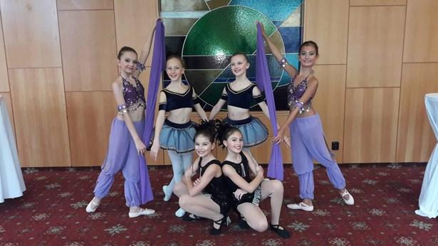 Popis: Děti z Baletního studia excelovaly na prestižní soutěži v Praze.
