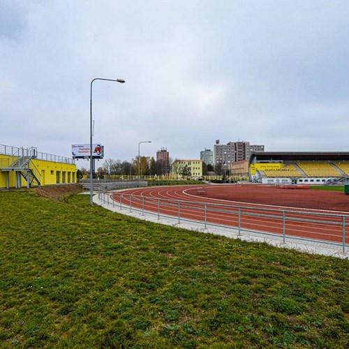 Plzeň vybudovala nové zázemí na svém stadionu ve Skvrňanech