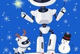 Oslavte předvánoční čas netradičně s roboty