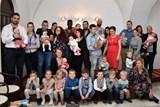 Místostarostka Odstrčilová přivítala devět občánků na radnici ve Valašském Meziříčí