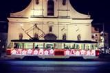 """Do centra Brna se po roce vrací vánoční tramvaj, přibude i svítící """"PFková"""""""