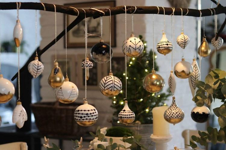 Vánoce pod Ještědem ve stylu retro i v duchu Skandinávie