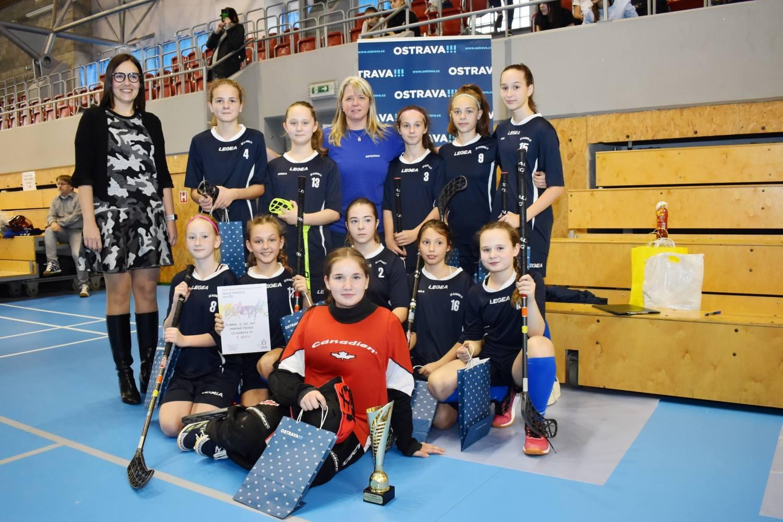 Ostravské sportovní hry přitáhly tisíce žáků, měří své síly v 15 různých disciplínách