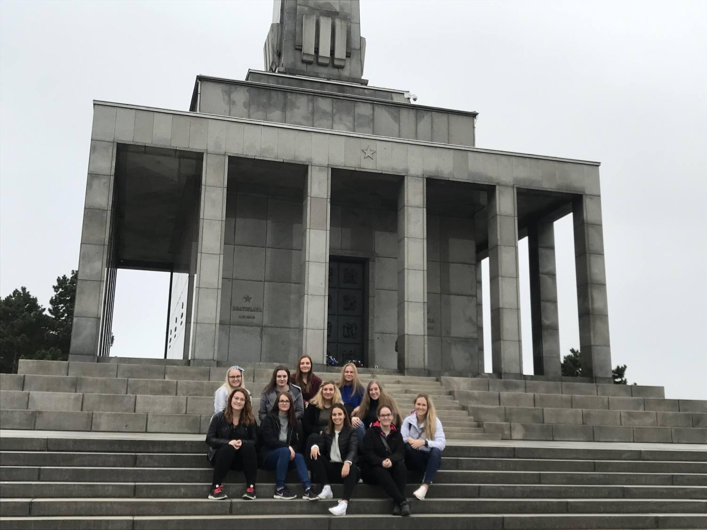 Studentky šumperské zdravotnické školy načerpaly zkušenosti na pracovní stáži v zahraničí