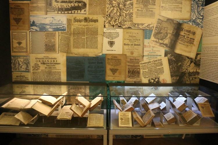Projděte si v Národním muzeu Labyrint informací a ráj tisku