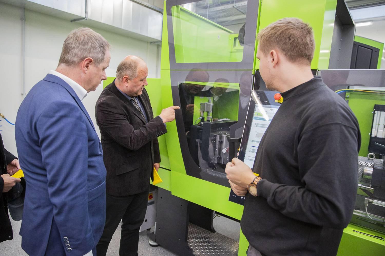 Zlínská polytechnická průmyslovka má nové dílny i moderní učebnu za více než 55 milionů