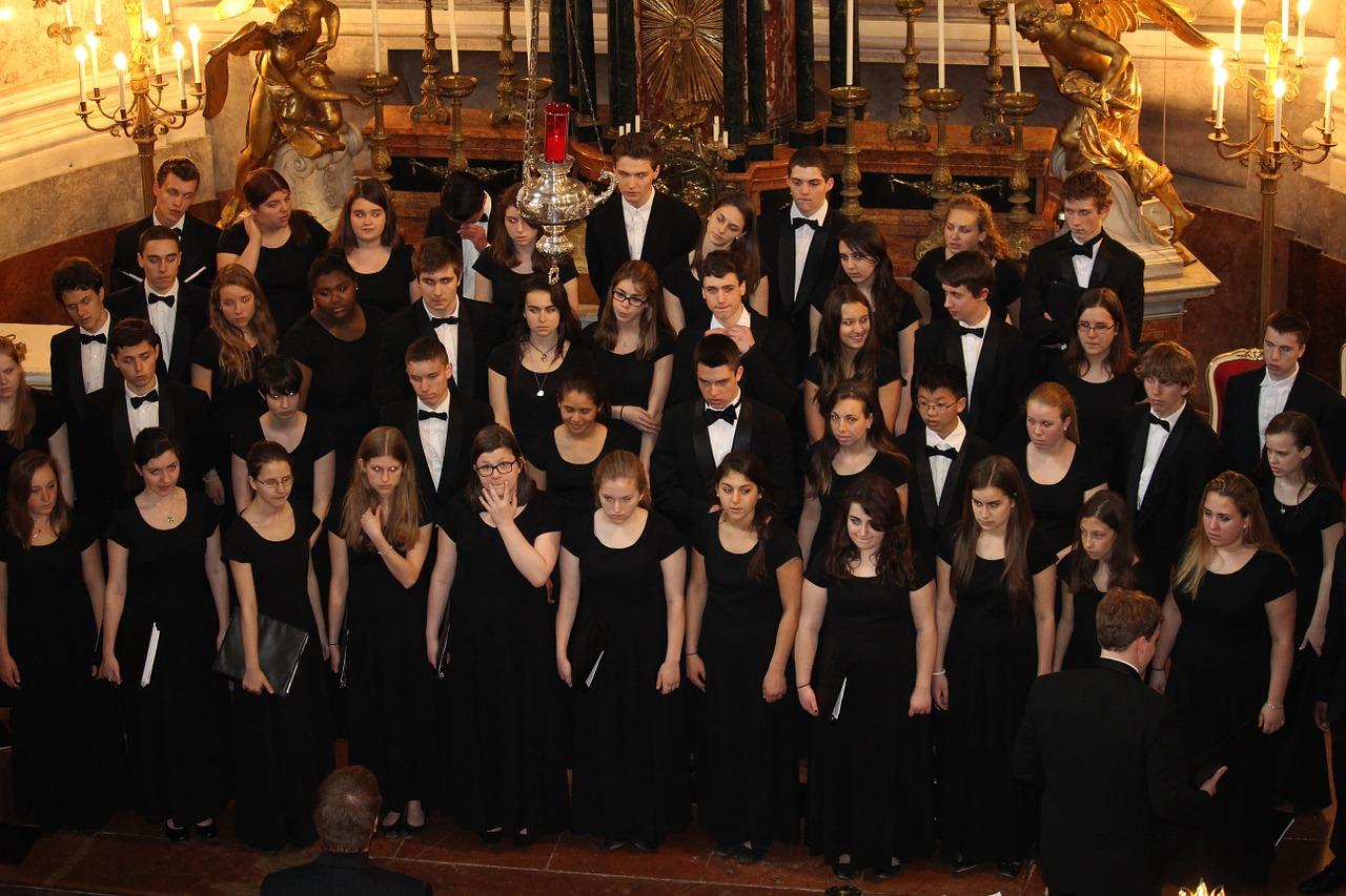 Středoškolské pěvecké sbory se představí v Hradci Králové. Tři dny budou patřit přehlídce MEZZOCHORI