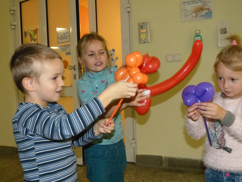 Nemocnice se děti bát nemusí