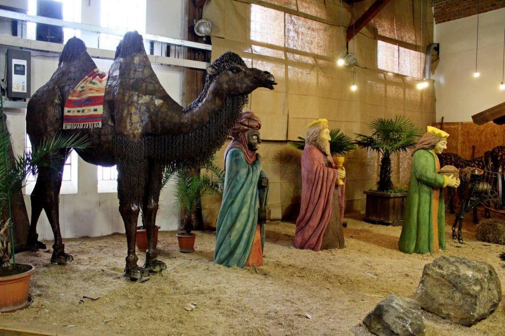 Na Východní Moravě můžete ve vánočním čase obdivovat mnoho betlémů. Některé lze označit za rarity