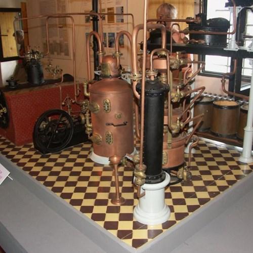 Muzeum cukrovarnictví, lihovarnictví, řepařství a města Dobrovice