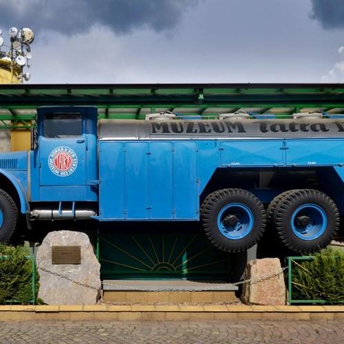 Muzeum Tatra 111