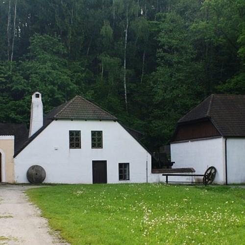 Muzeum kovářství - Buškův hamr