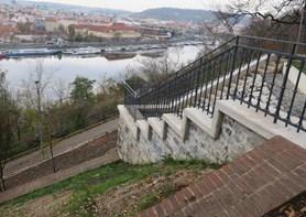 Praha opravila zapomenutou technickou památku