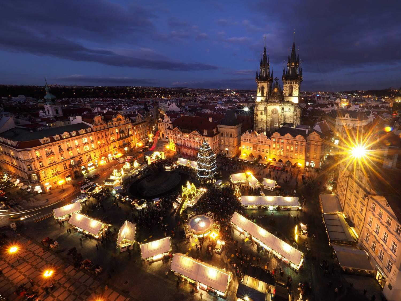 Hlavní město Praha spouští portál Vánoce v Praze