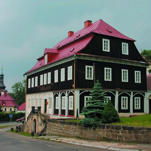Sklářské muzeum Kamenický Šenov