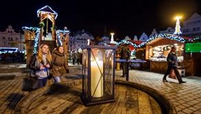 Kde si v Plzni užijete vánoční atmosféru?