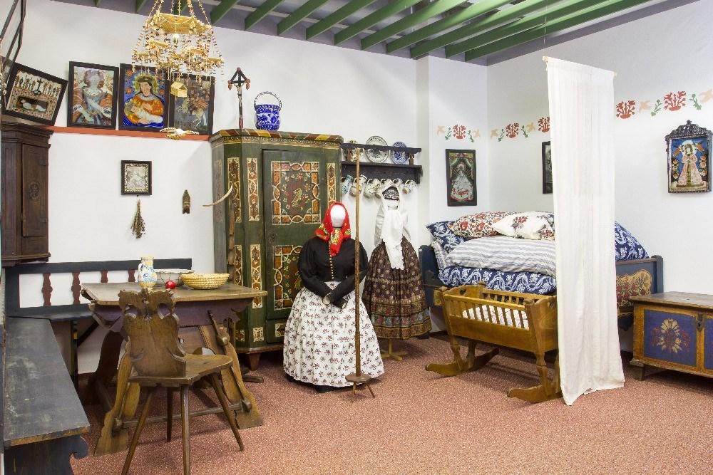 Muzeum luhačovického Zálesí.